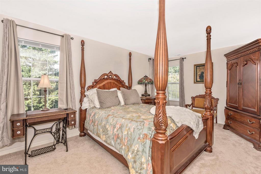 Spacious Master Bedroom - 9546 KINGSTON PL, FREDERICK