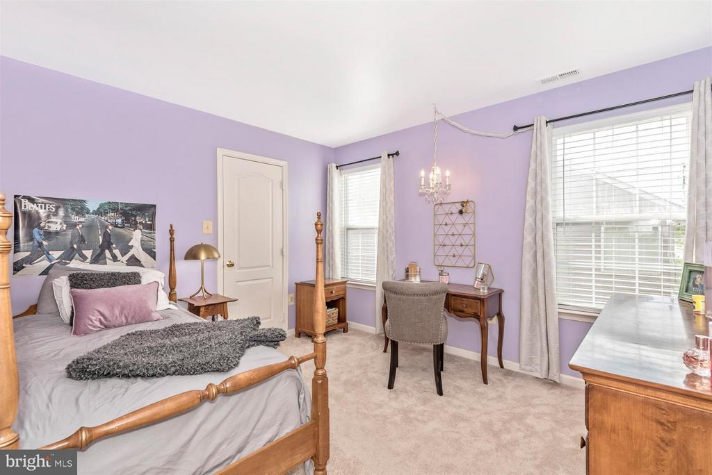Bedroom 3 - 9546 KINGSTON PL, FREDERICK