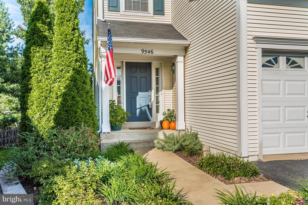 Covered Front Porch - 9546 KINGSTON PL, FREDERICK