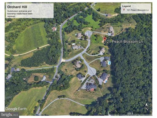 Property for sale at 121 Peach Blossom Ln, Leesport,  PA 19533