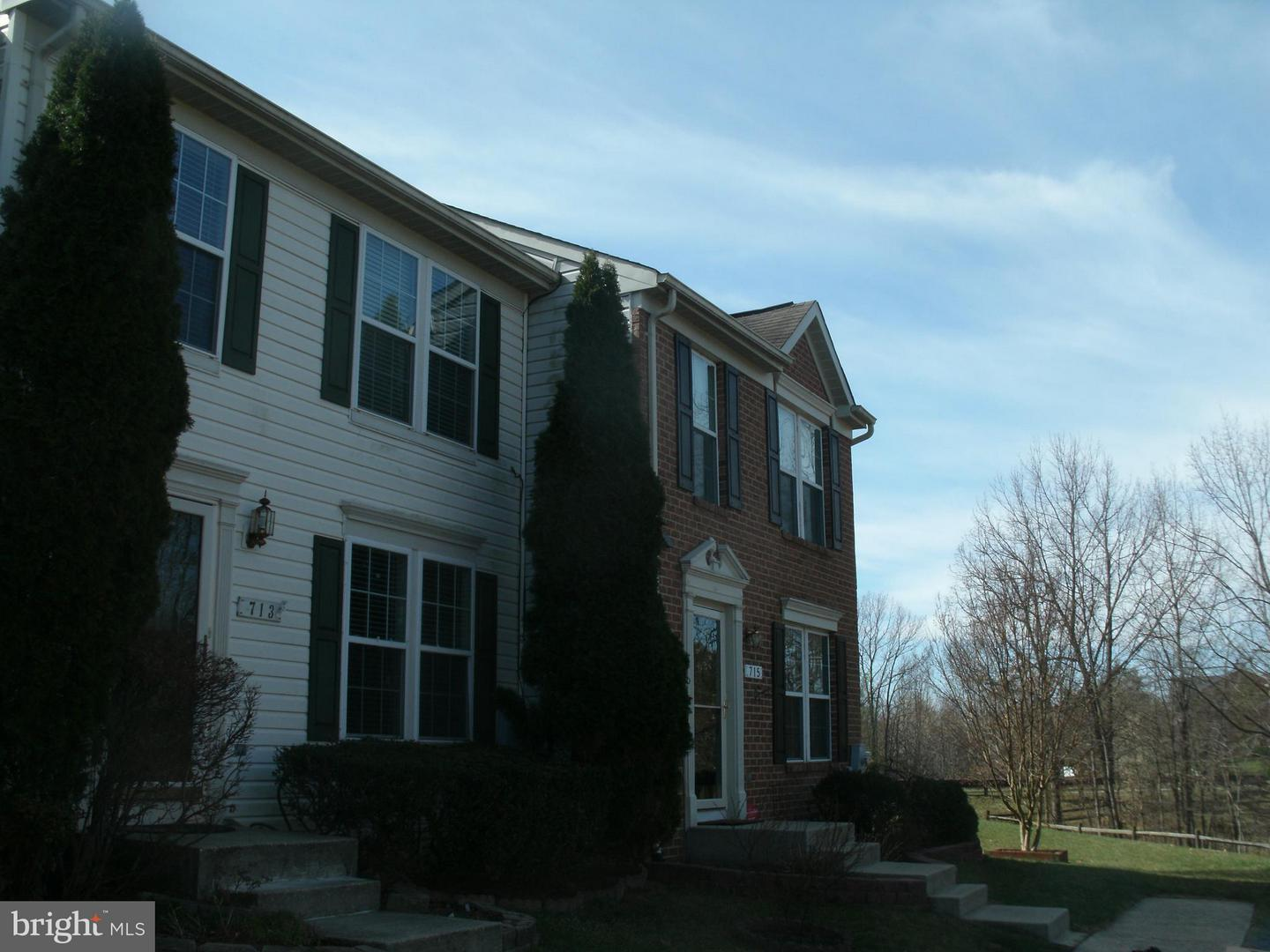 Other Residential for Rent at 713 Summer Ridge Ct Odenton, Maryland 21113 United States