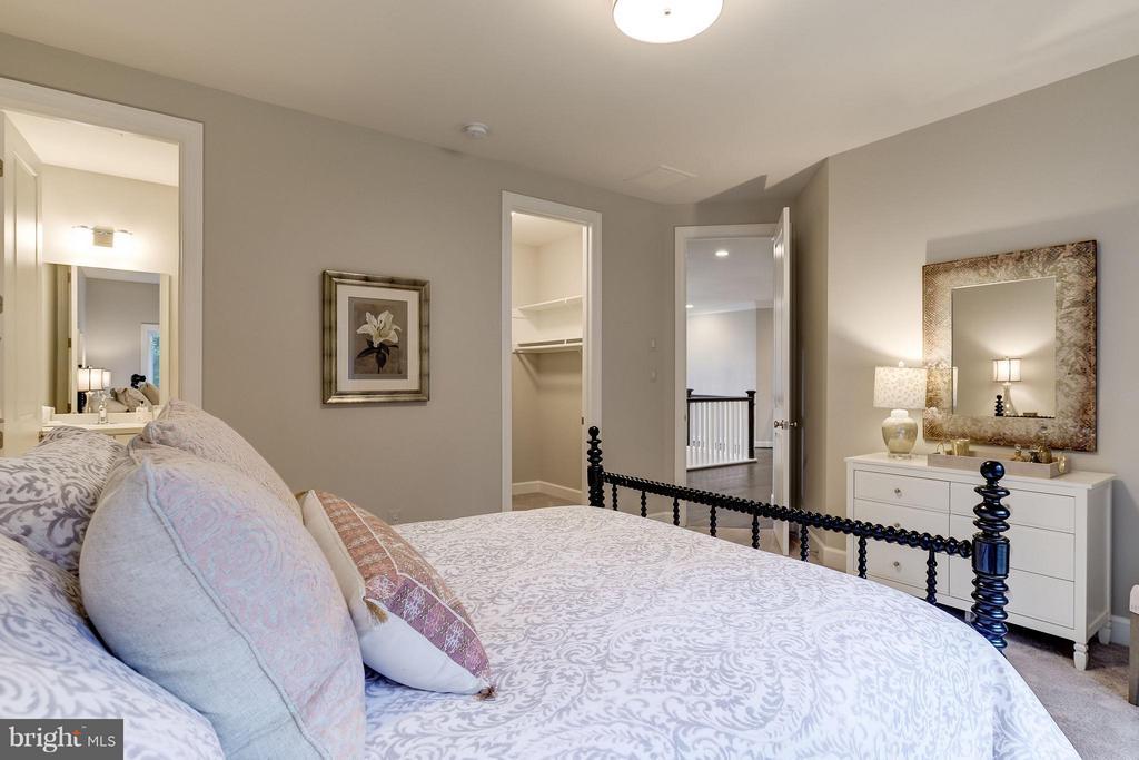 Model Home Photo | Each Bedroom W/fFull Bath - 10710 HARLEY RD, LORTON