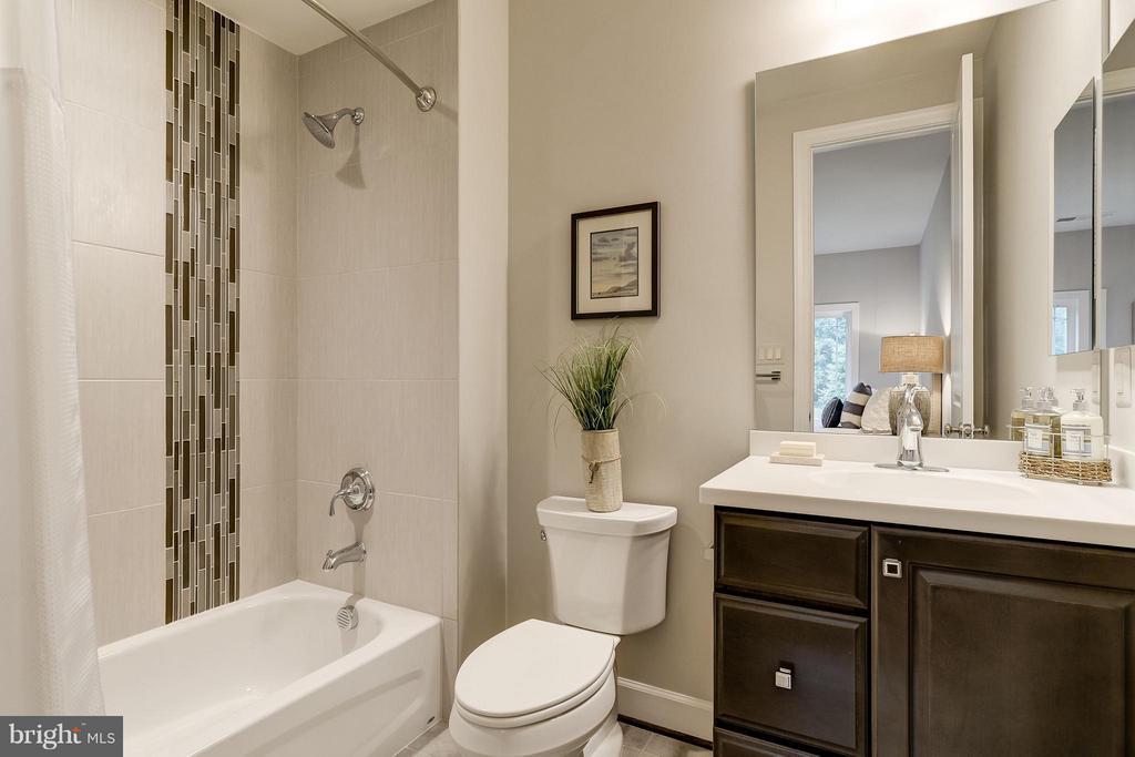 Model Home Photo | Full Bath w/ each Bedroom - 10710 HARLEY RD, LORTON