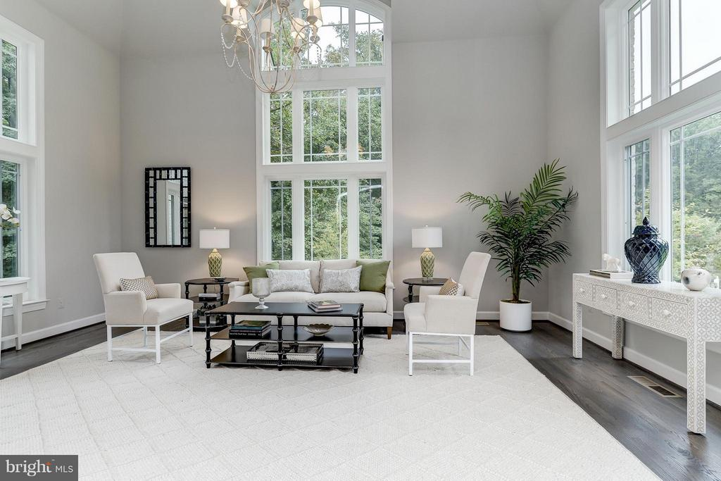 Model Home Photo | Conservatory - 10710 HARLEY RD, LORTON