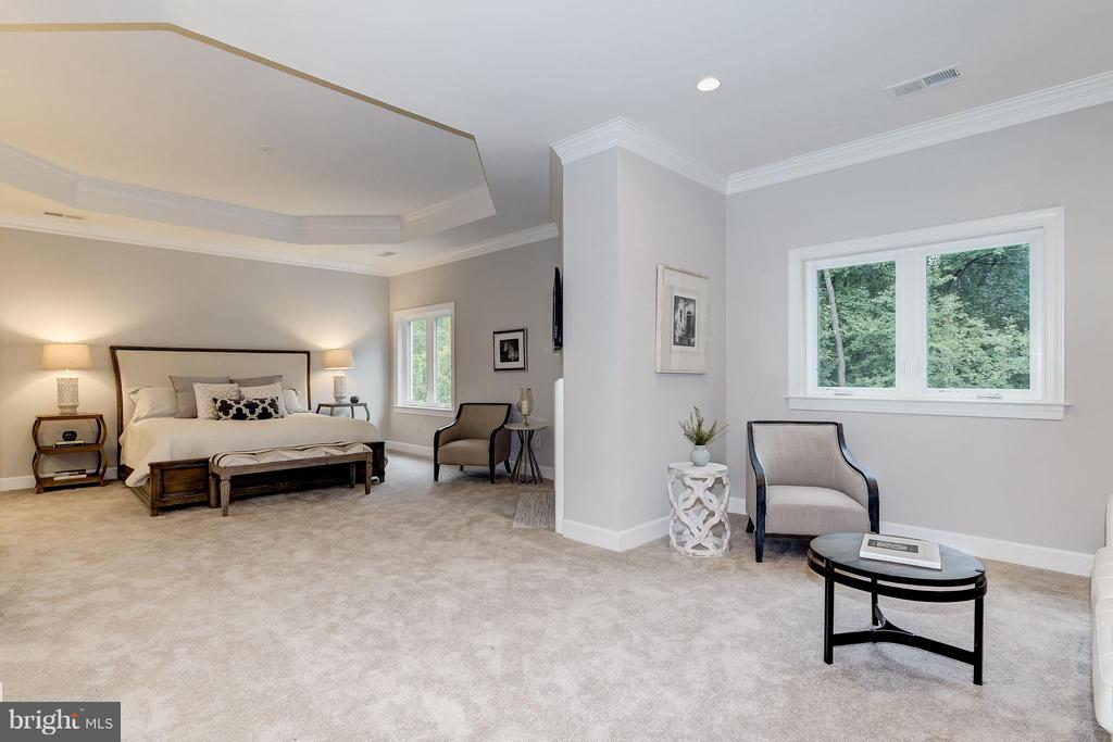 Model Home Photo | Owner's Suite - 10710 HARLEY RD, LORTON