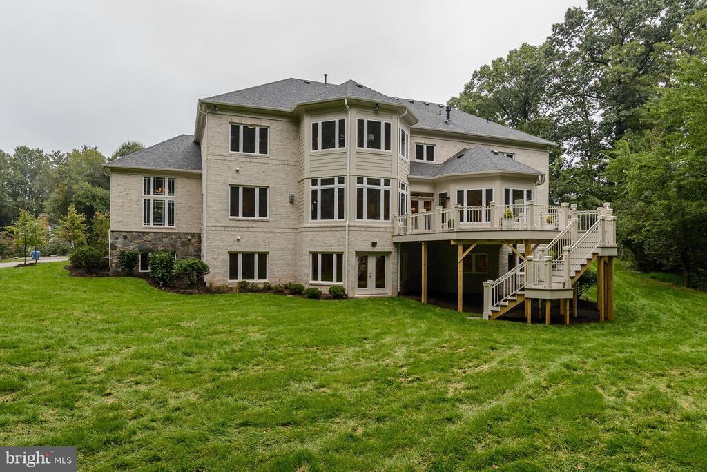 Model Home Photo | Deck Optional - 10710 HARLEY RD, LORTON