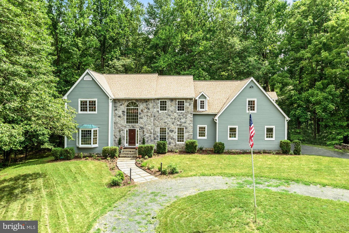 Single Family for Sale at 4571 Owensville Sudley Rd Harwood, Maryland 20776 United States