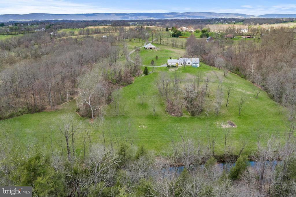 Virginia Hunt Country -Historic Goose Creek - 35679 MILLVILLE RD, MIDDLEBURG