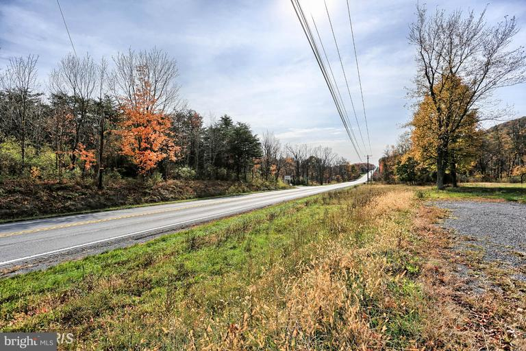 Land for Sale at 7446 Valley Rd Berkeley Springs, West Virginia 25411 United States