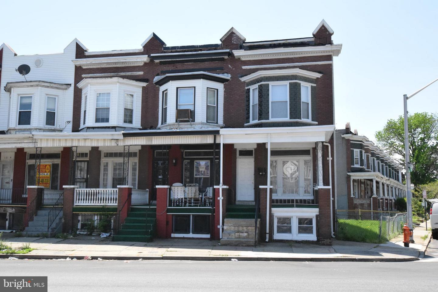Other Residential for Rent at 1226 Bloomingdale Rd Baltimore, Maryland 21216 United States
