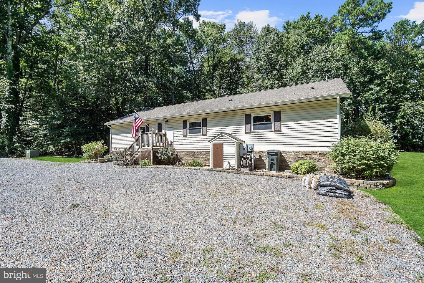 Single Family for Sale at 17600 Saint Jeromes Neck Rd Dameron, Maryland 20628 United States