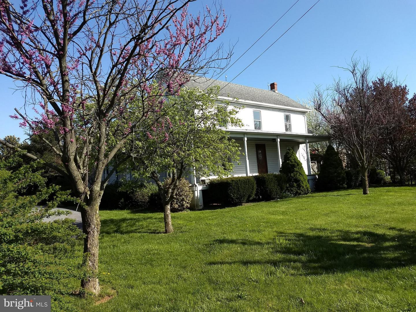 Single Family for Sale at 4754 Martinsburg Pike Clear Brook, Virginia 22624 United States