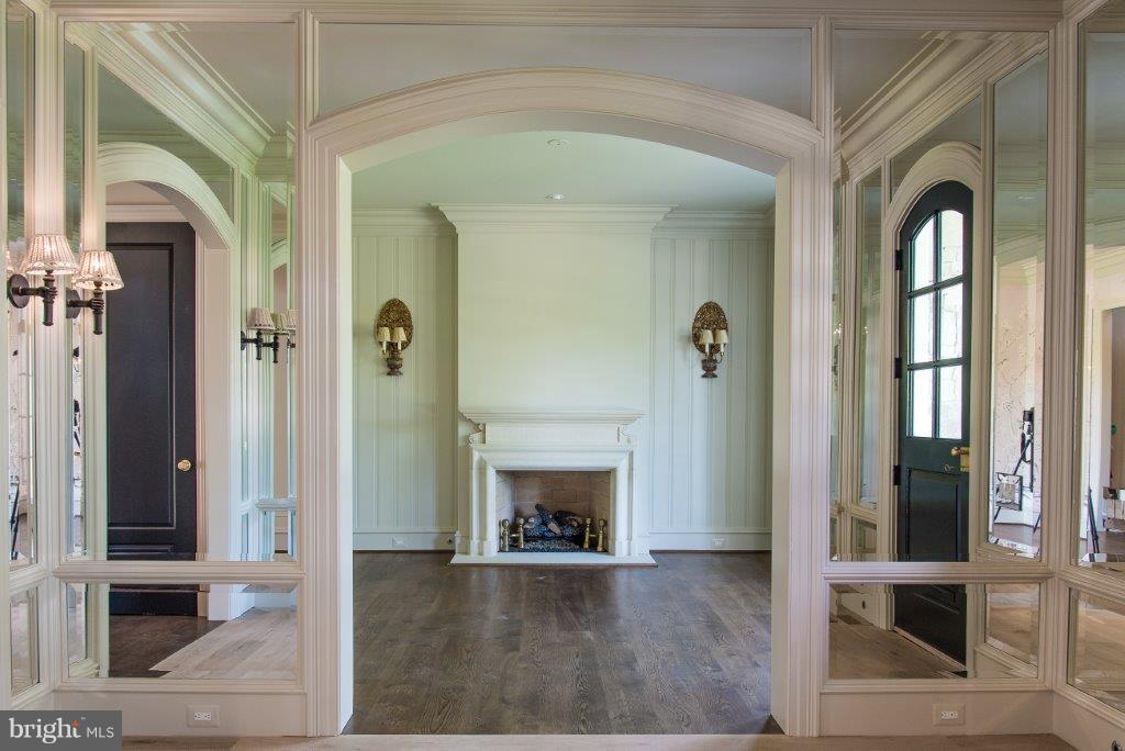 Study/Fireplace - 40170 MONROE VALLEY PL, ALDIE