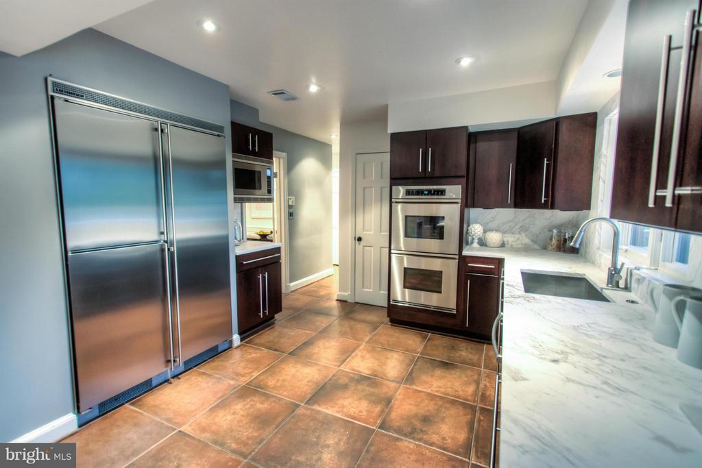 Kitchen - 3022 FOX MILL RD, OAKTON