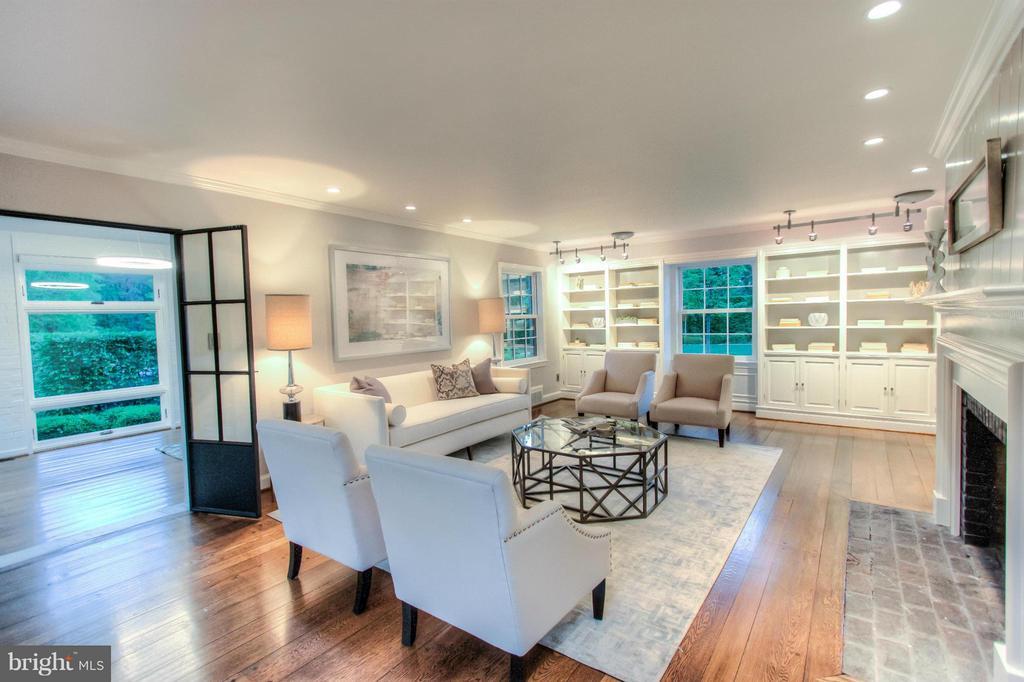 Formal Living Room - 3022 FOX MILL RD, OAKTON