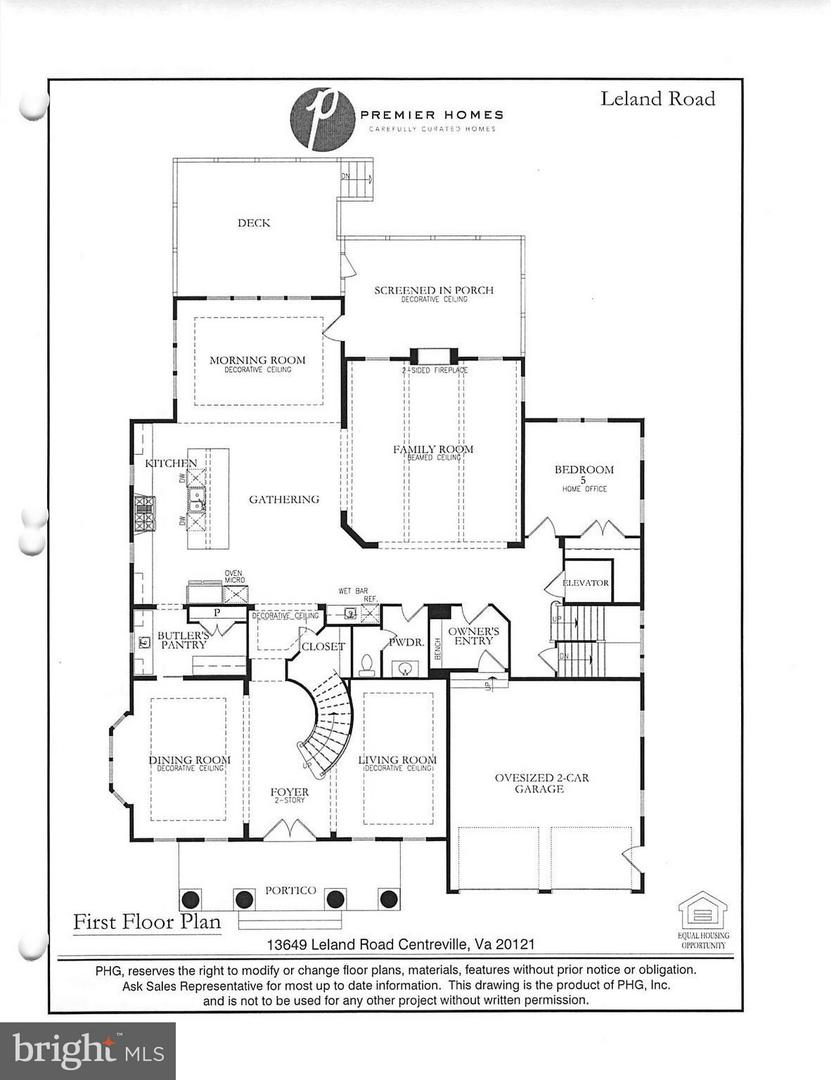 Single Family for Sale at 13649 Leland Rd Centreville, Virginia 20120 United States