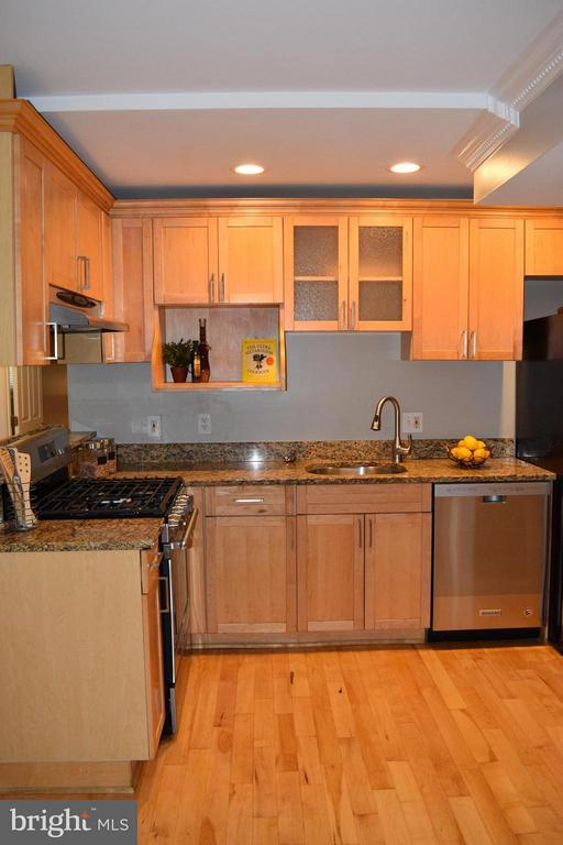 Kitchen - 300 OKLAHOMA AVE NE #101, WASHINGTON