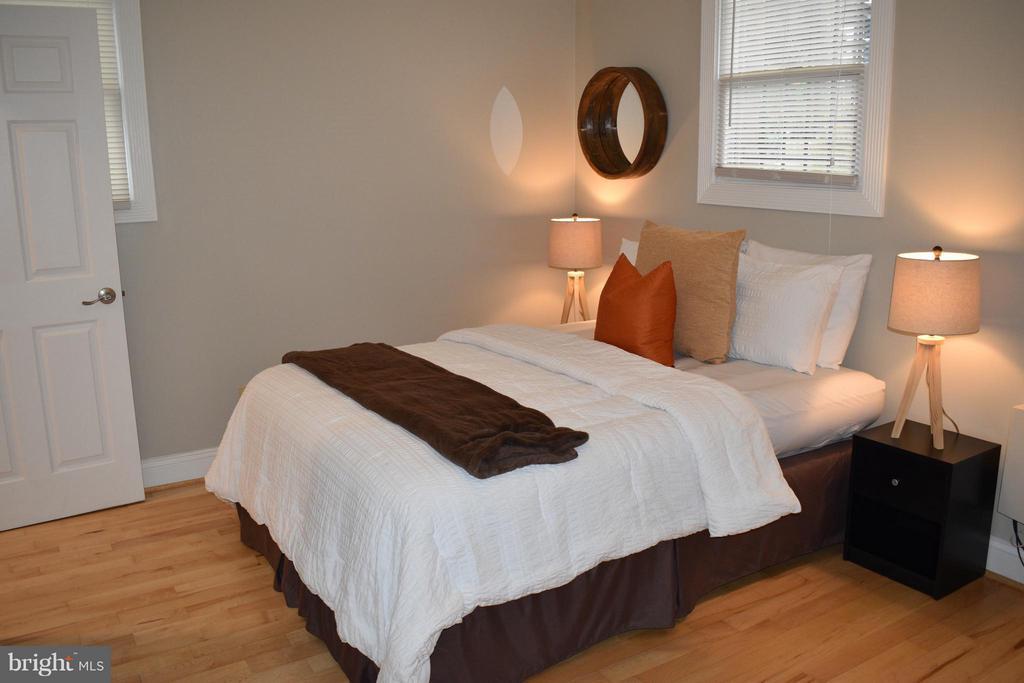 Bedroom - 300 OKLAHOMA AVE NE #101, WASHINGTON