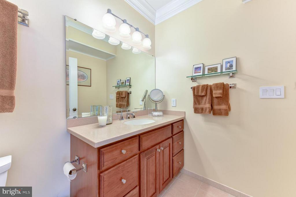 2nd Bedroom ensuite - 1115 CAMERON ST #405, ALEXANDRIA