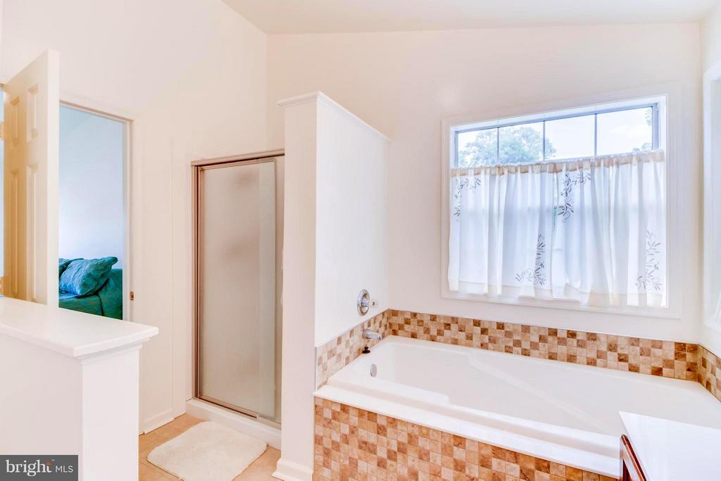 Bath (Master) w/double vanity - 16 JASON CT, STAFFORD