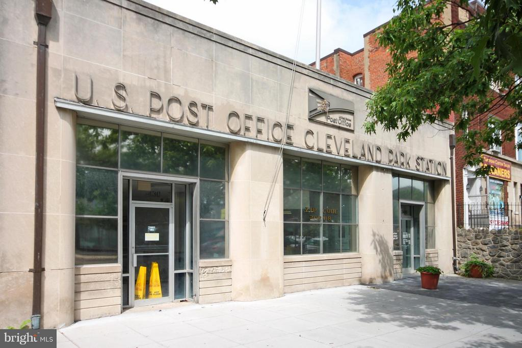 A Block to the Post Office - 3601 CONNECTICUT AVE NW #312, WASHINGTON