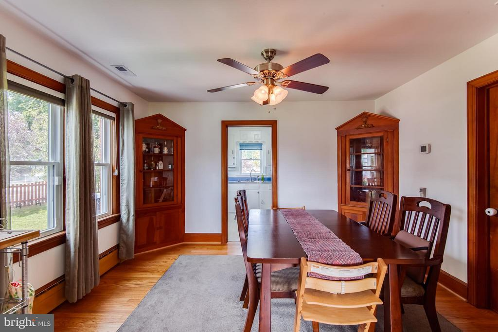 Dining Room - 9517 FAIRVIEW AVE, MANASSAS