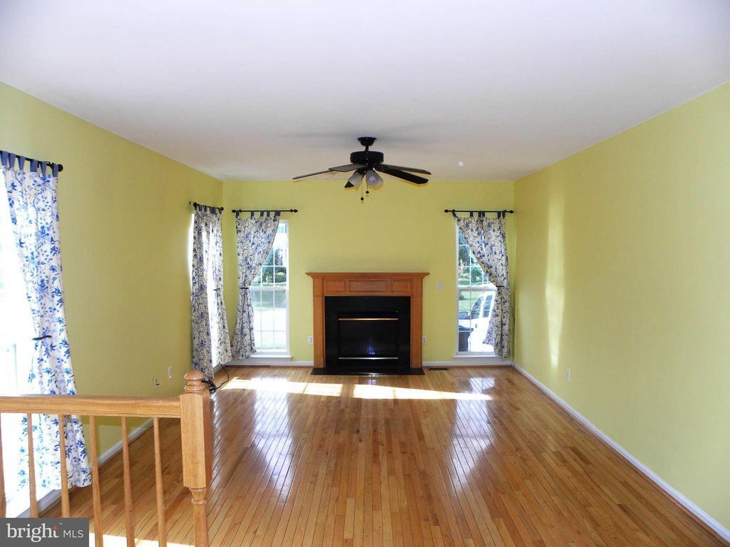 Family Room as viewed from breakfast area - 43114 LLEWELLYN CT, LEESBURG