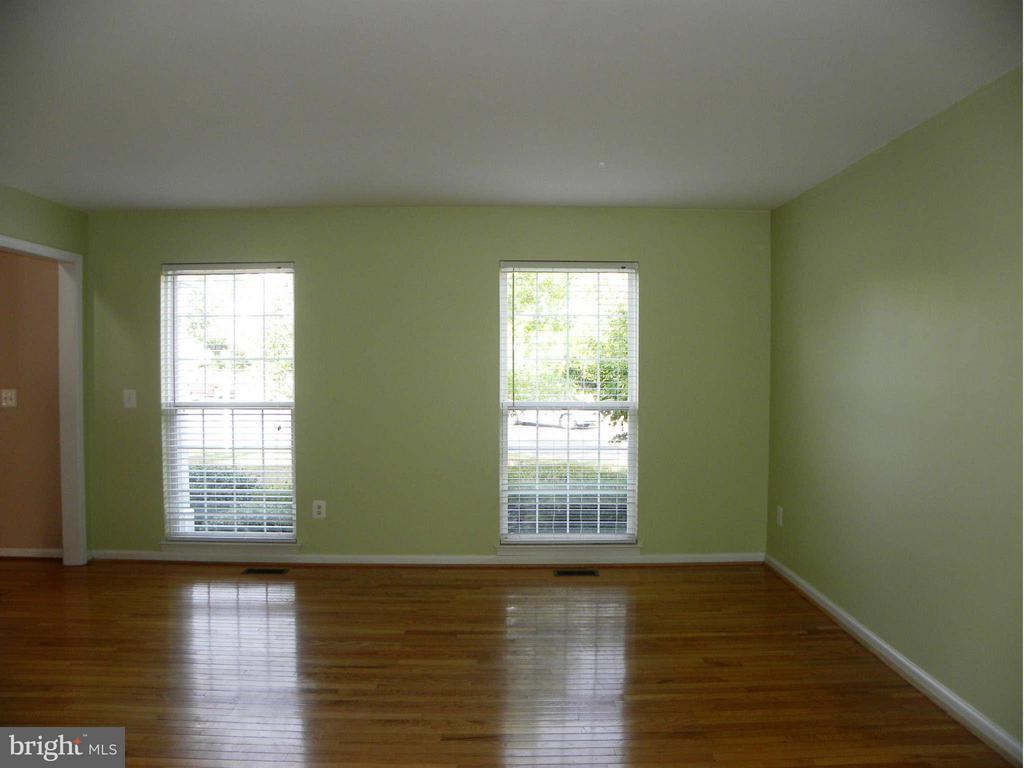 Living Room as viewed from dining room - 43114 LLEWELLYN CT, LEESBURG
