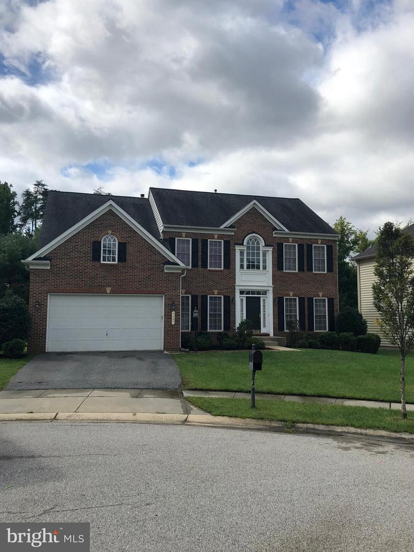 Single Family Home for Sale at 7287 Flaxpool Court 7287 Flaxpool Court Hanover, Maryland 21076 United States
