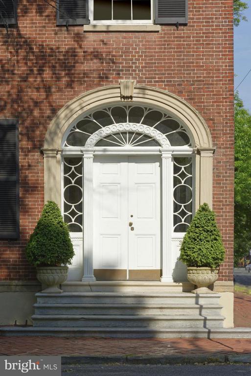 Front Door - 301 SAINT ASAPH ST S, ALEXANDRIA
