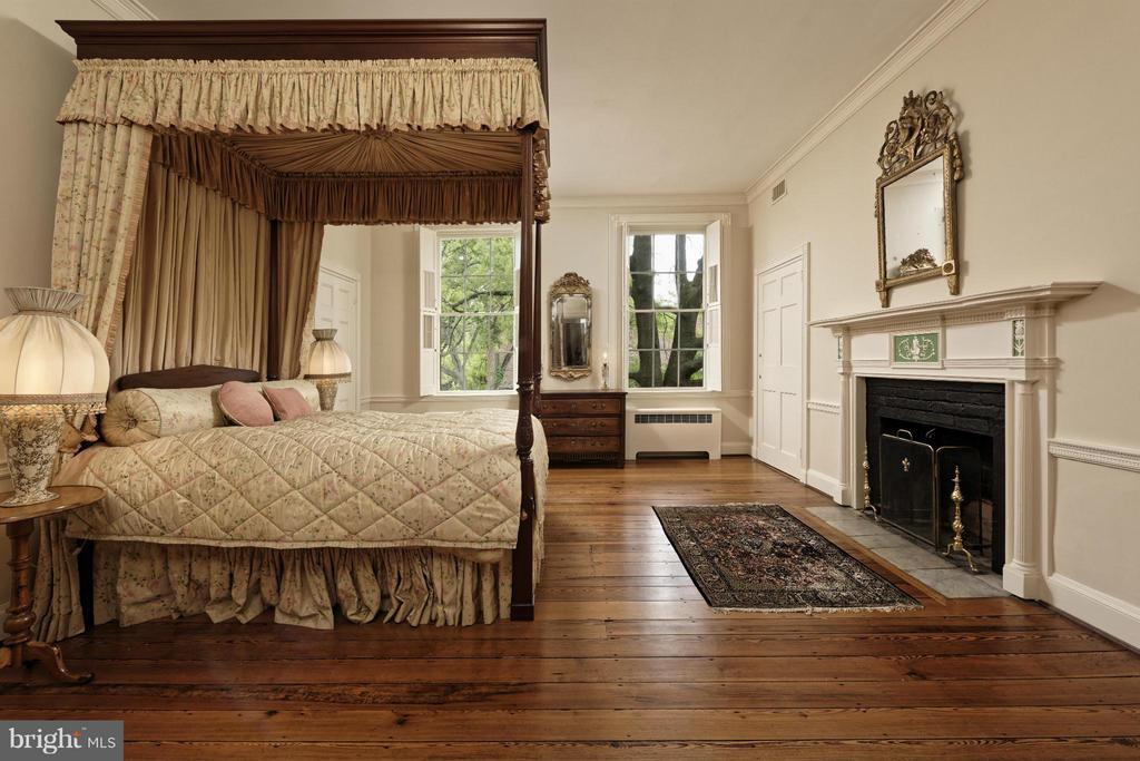 Master Bedroom - 301 SAINT ASAPH ST S, ALEXANDRIA