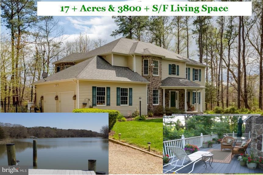 Single Family for Sale at 12775 Hatton Creek Rd Newburg, Maryland 20664 United States