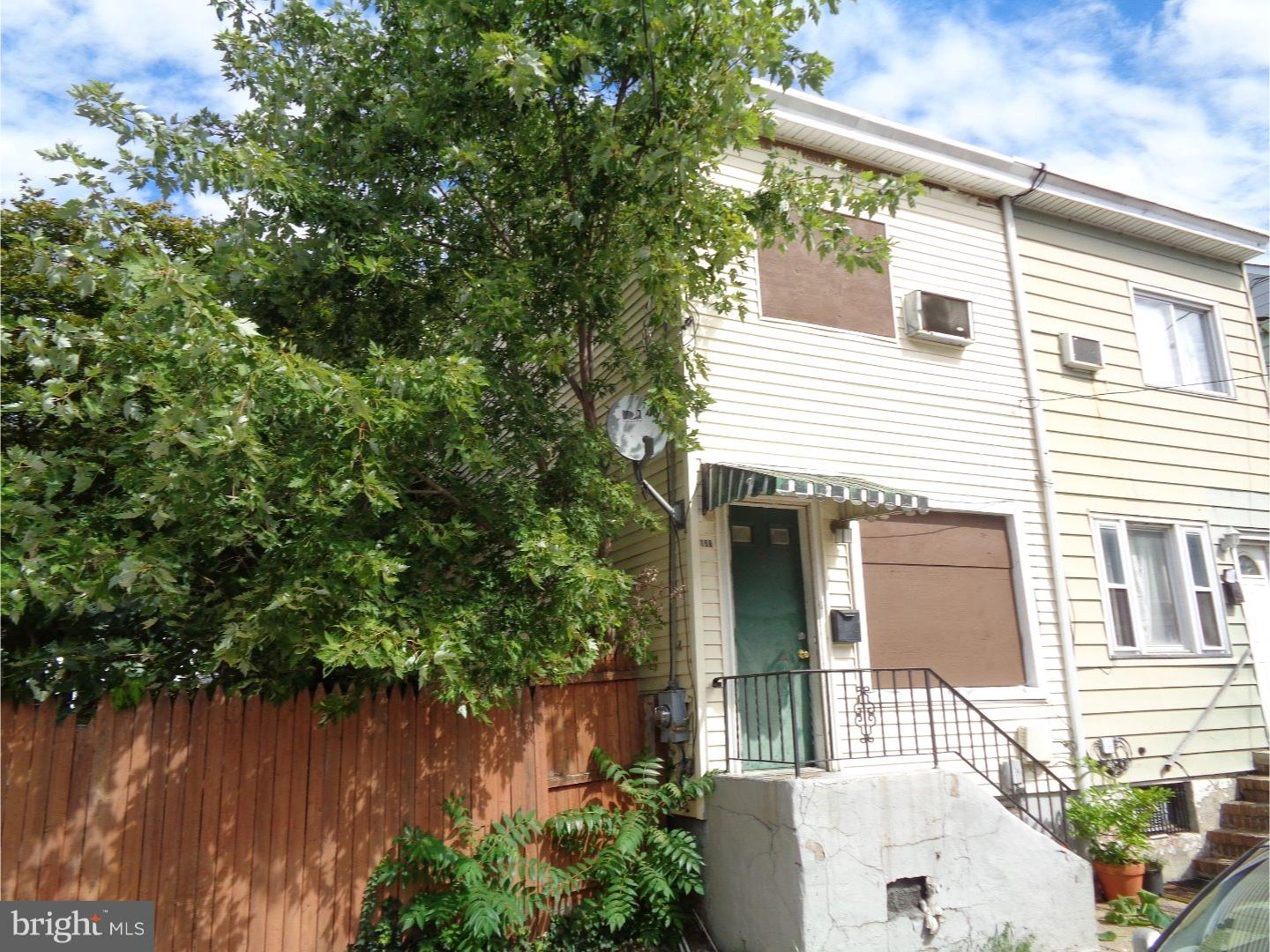 Photo of home for sale at 158 Home Avenue, Trenton NJ