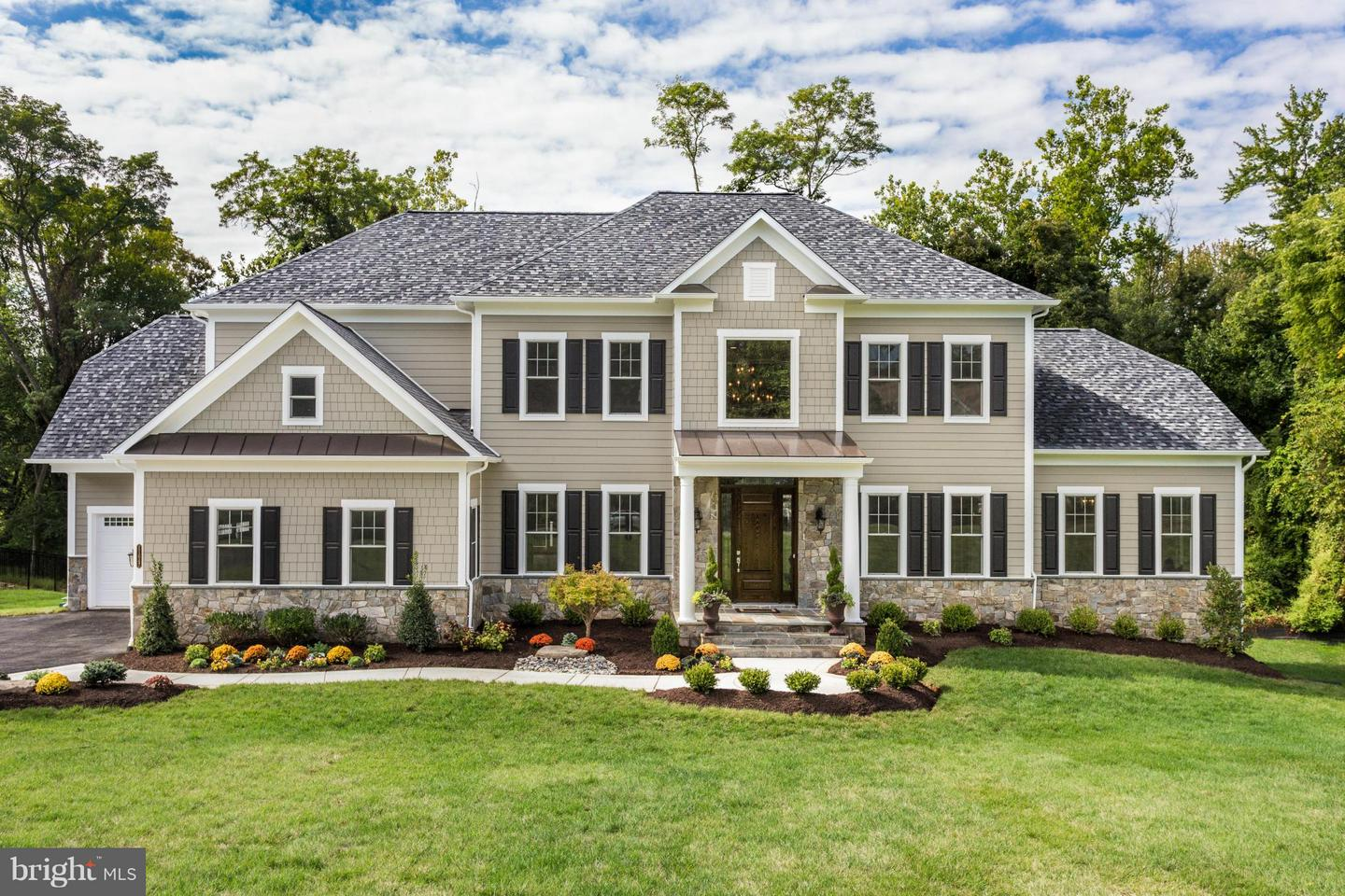 Single Family Home for Sale at 3859 Ganell Place 3859 Ganell Place Fairfax, Virginia 22033 United States