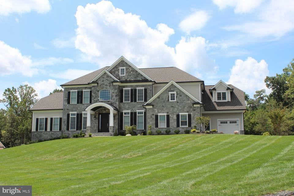 Example of many Elevations - 3859 GANELL PL, FAIRFAX