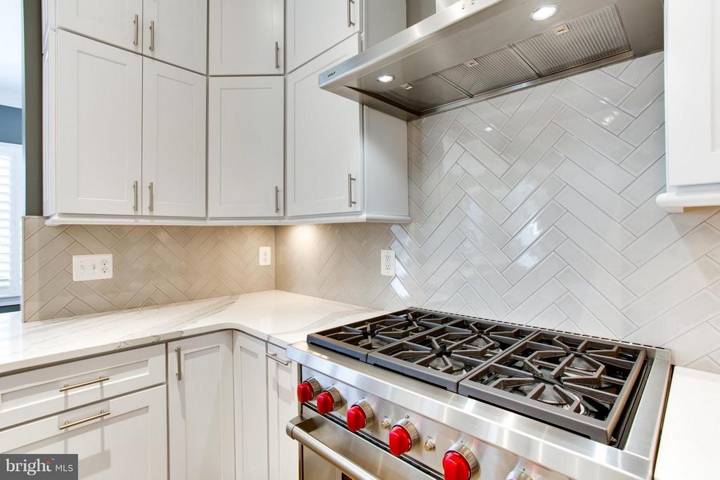 Kitchen - 3859 GANELL PL, FAIRFAX