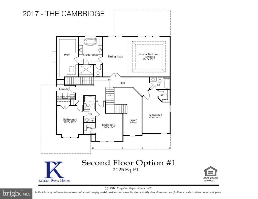 Cambridge Model Upper Level Option 1 - 3859 GANELL PL, FAIRFAX