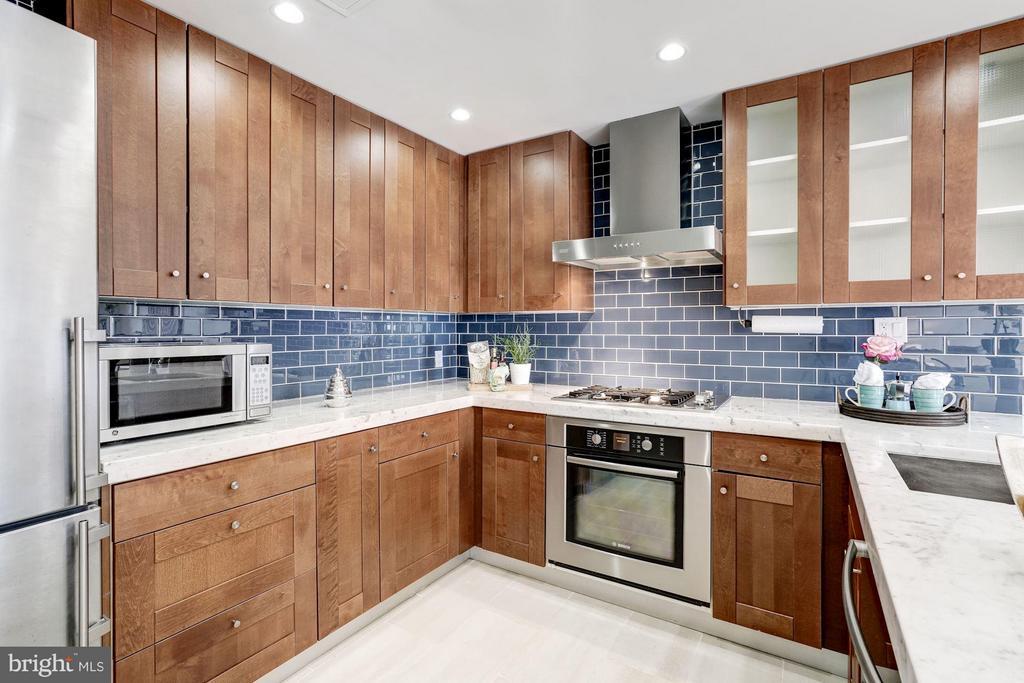 Kitchen - 3251 PROSPECT ST NW #412, WASHINGTON