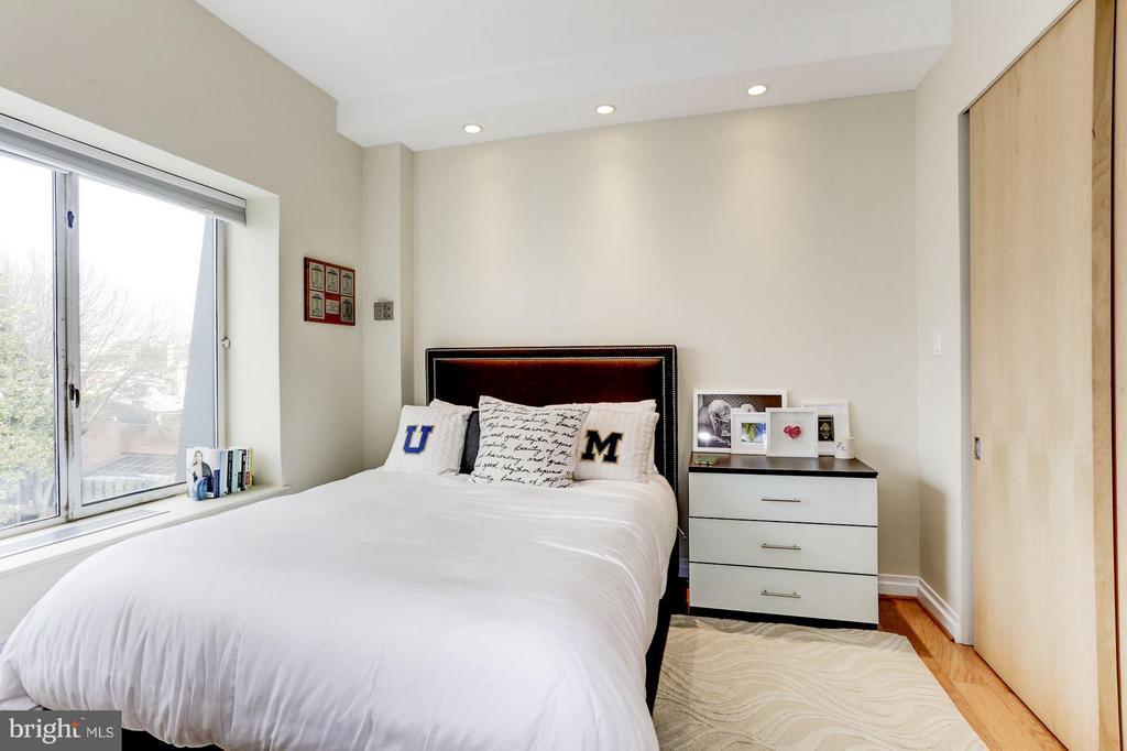 Bedroom - 3251 PROSPECT ST NW #412, WASHINGTON