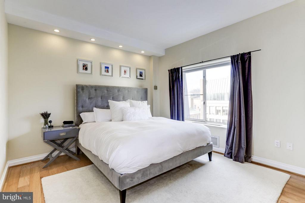 Master bedroom - 3251 PROSPECT ST NW #412, WASHINGTON