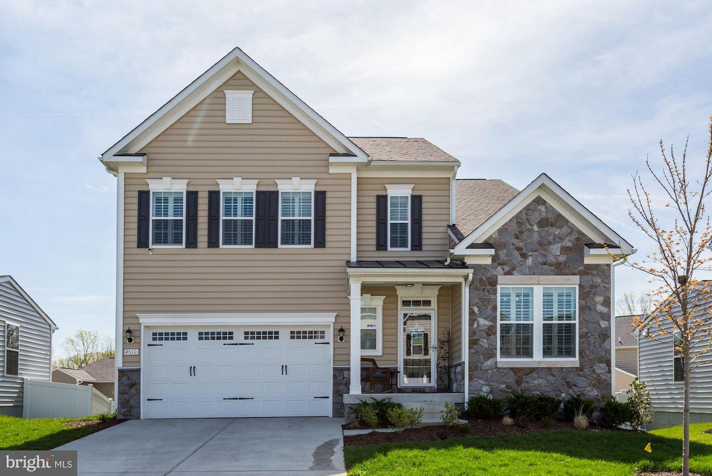 Single Family for Sale at 4510 Eden Park Ln Upper Marlboro, Maryland 20772 United States