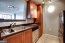 Kitchen - 851 GLEBE RD #803, ARLINGTON