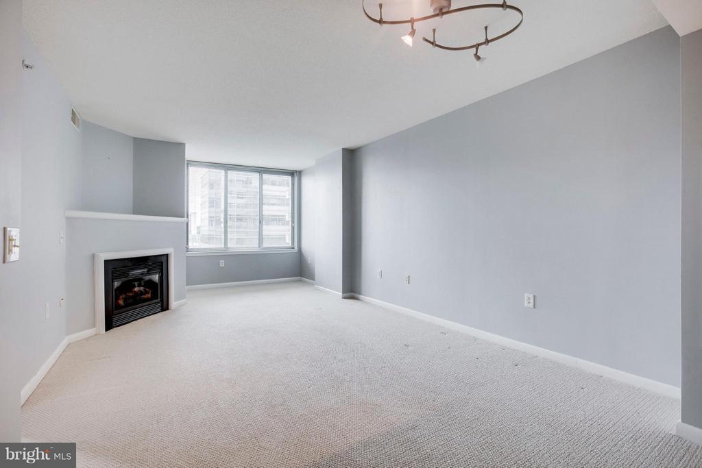 Living Room - 851 GLEBE RD #803, ARLINGTON