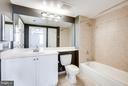 Bath (Master) - 851 GLEBE RD #803, ARLINGTON