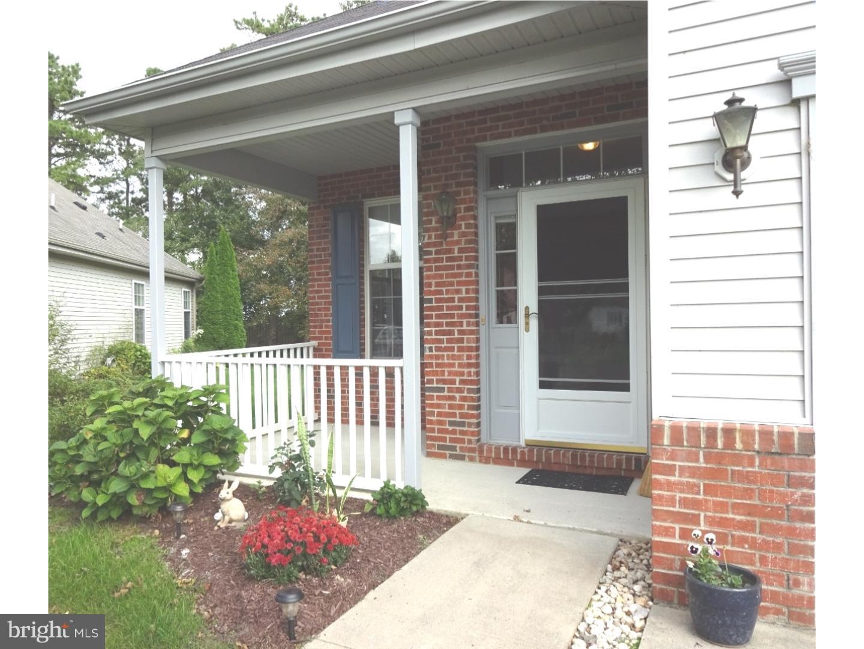 独户住宅 为 销售 在 65 WARWICK WAY Southampton, 新泽西州 08088 美国