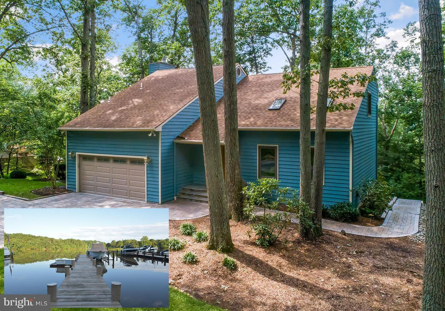 Single Family for Sale at 956 Indian Landing Rd Millersville, Maryland 21108 United States