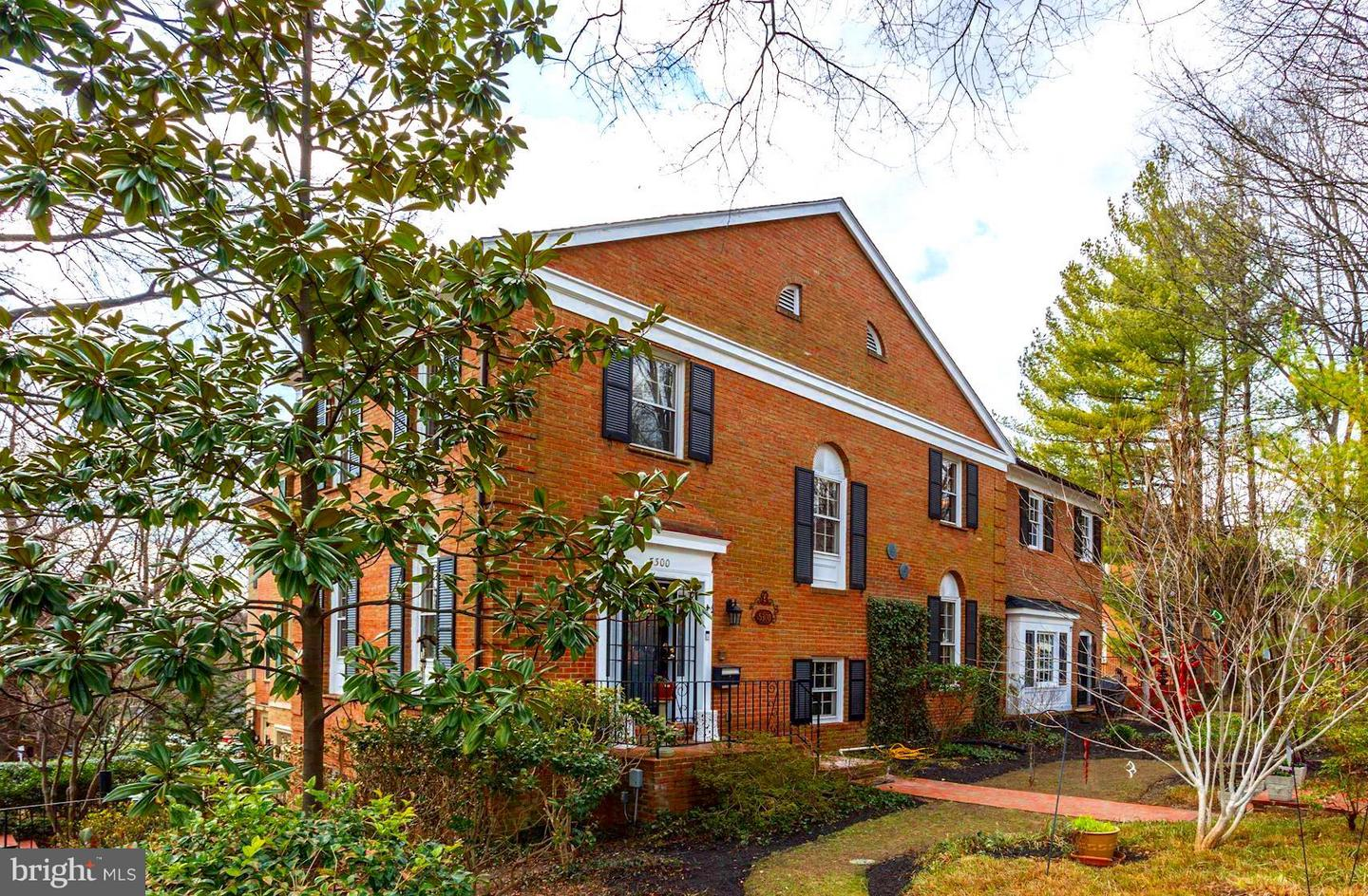 Single Family for Sale at 5300 Macarthur Blvd NW Washington, District Of Columbia 20016 United States