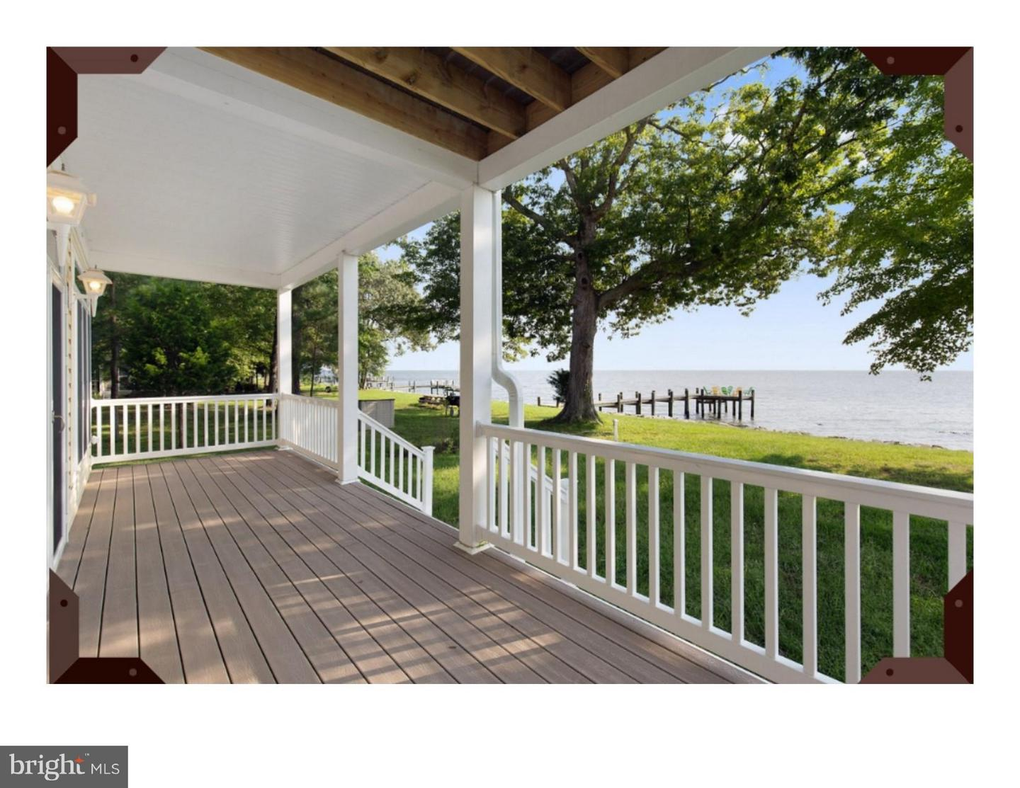 Single Family for Sale at 944 Bay Front Ave North Beach, Maryland 20714 United States