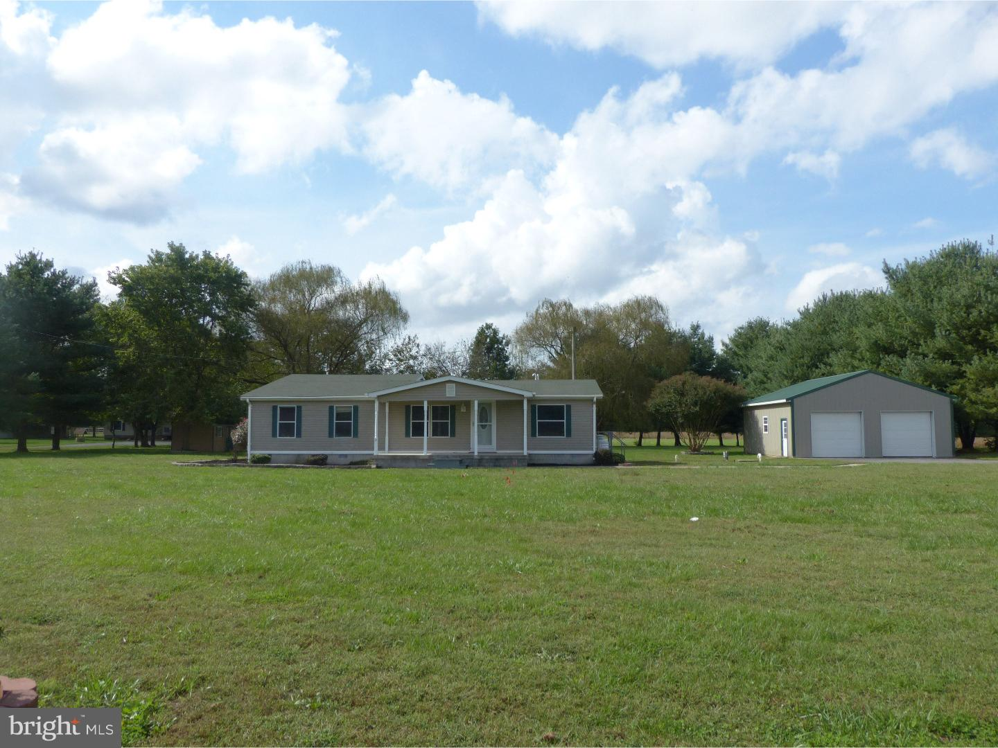 Single Family Home for Sale at 20230 S DUPONT HWY Harrington, Delaware 19952 United States