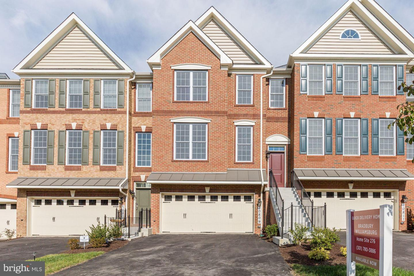 Single Family for Sale at 4313 Spring Foal Ct Upper Marlboro, Maryland 20772 United States
